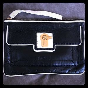 Juicy couture clutch. Like new!